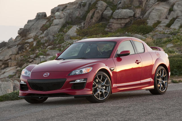 No New Mazda RX Model Without a Rotary Engine