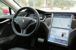 Tesla Model S Update Adds Traffic-Based Nav, More