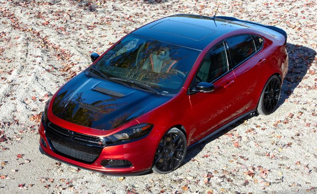 Dodge Dart Nine-Speed Automatic Delayed to 2016