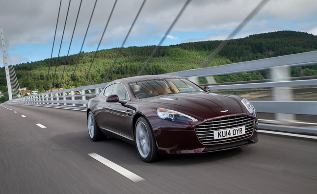 Aston Martin DB9, Rapide S Recall Targets Transmissions