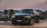2015 BMW X6 Making Public Debut at Paris Motor Show