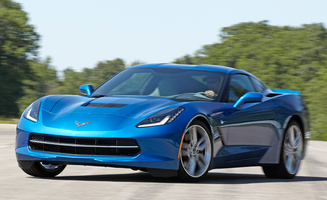 2015 Chevrolet Corvettes Recalled, Sales Halted