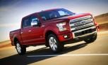 2015 Ford F-150 Payload, Tow Ratings Announced