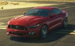 2015 Ford Mustang Mileage Announced