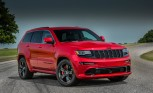 2015 Jeep Grand Cherokee SRT Gets Performance Boost
