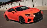 Hotter Lexus RC F Rumored to be in Development