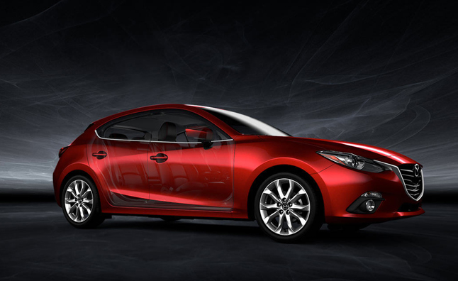 2015 Mazda3 Gains Manual Transmission on 2.5L Engine