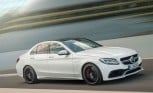 Mercedes C63 AMG Breaks Cover Before Official Debut