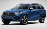 2015 Volvo XC90 Dons Sporty R-Design Costume