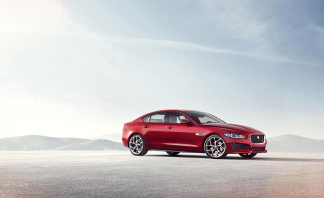 Jaguar XE Revealed as New Nemesis to BMW 3 Series