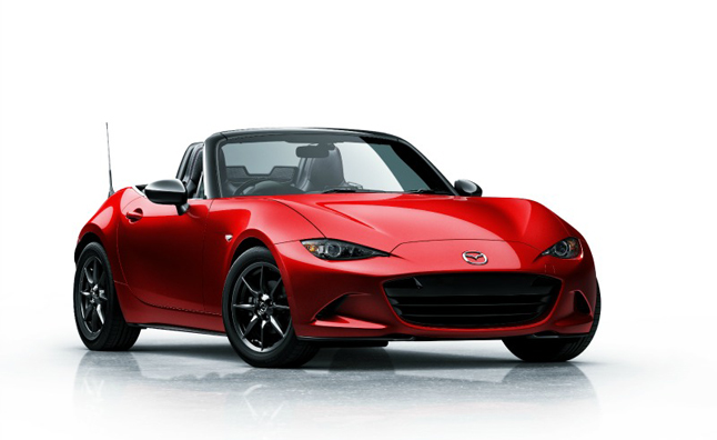 2016 Mazda MX-5 Revealed With Dramatic New Look