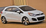 Kia Rio to Get Fresh Face for Paris Motor Show