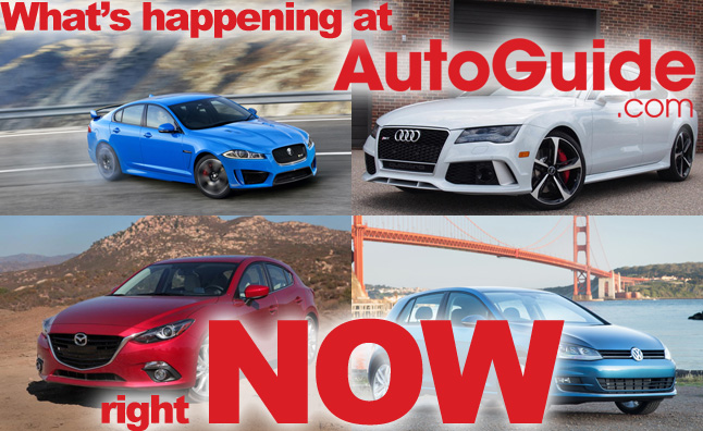 AutoGuide Now For The Week Of September 8