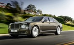 2015 Bentley Mulsanne Speed Has 811 LB-FT of Torque