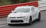 2016 Chevy Camaro Hits the Ring in Latest Spy Photos
