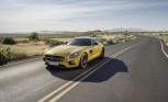 2016 Mercedes-AMG GT Curb Weight Confirmed Sort Of