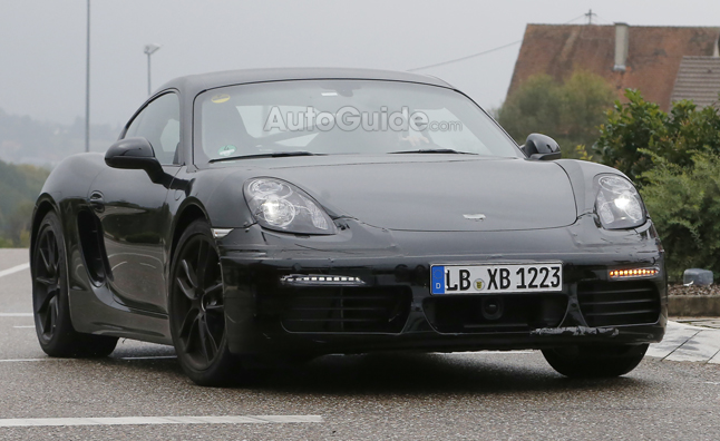 Porsche Cayman Facelift 3 Main