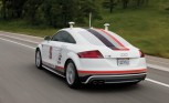 Audi Readying Stop-and-Go Autonomous Driving
