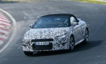 Audi TT Roadster Debuting in Paris