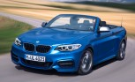 BMW 2 Series Convertible Revealed, Priced from $33,850