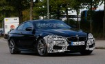 BMW M6 Facelift Revealed in Spy Photos