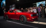 2015 Dodge Challenger SRT Hellcat Auction Actually Raised $1.65M