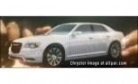 Refreshed Chrysler 300 Leaks Ahead of LA Auto Show