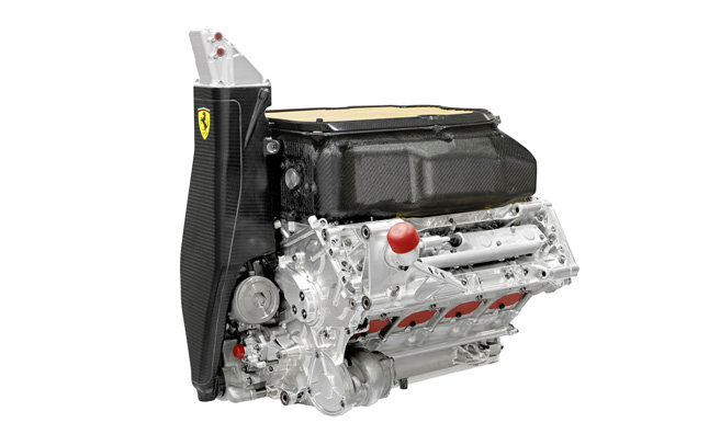 American F1 Team Sources Engines From Ferrari