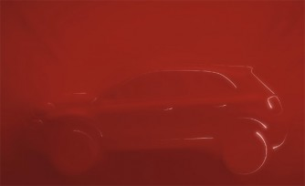 Fiat 500X Teased Ahead of Paris Motor Show Debut