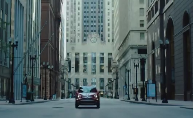 Fiat Releases Creepy Commercial for 500X