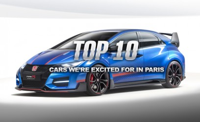 10 Cars We're Excited to See at the Paris Motor Show