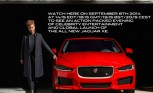Watch the Jaguar XE World Premier Live Streaming Right Here