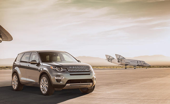 Land Rover Wants to Send you to Space