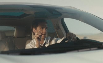 Lincoln Debuts Ads Starring Matthew McConaughey