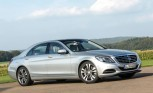 Mercedes S550 Plug-In Hybrid Has Prius-Beating MPG