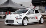 Mitsubishi R5 Rally Car is One Mean Mirage
