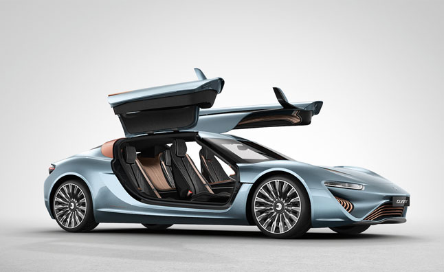 Quant e-Sportlimousine Approved for Road Trials