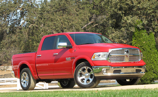 Ram 1500 EcoDiesel Production Getting a Boost