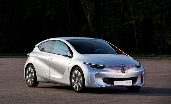 Renault Eolab Heading to Paris with 235 MPG
