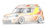 Scion Previews Sketchy 2014 SEMA Projects