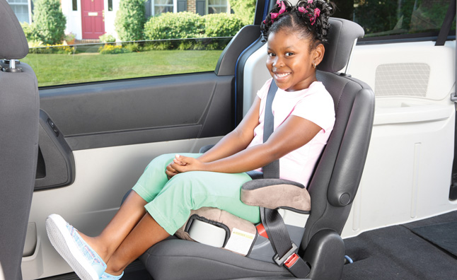 Most Parents Ditch Booster Seats Too Soon: Study