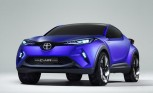 Toyota C-HR Concept Leaks Ahead of Paris Debut