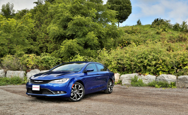 Five Point Inspection: 2015 Chrysler 200S V6 AWD