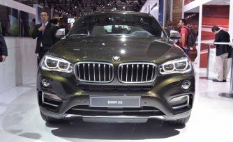2015 BMW X6 Video, First Look