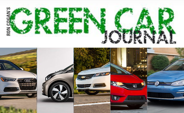 2015 Green Car of the Year Finalists