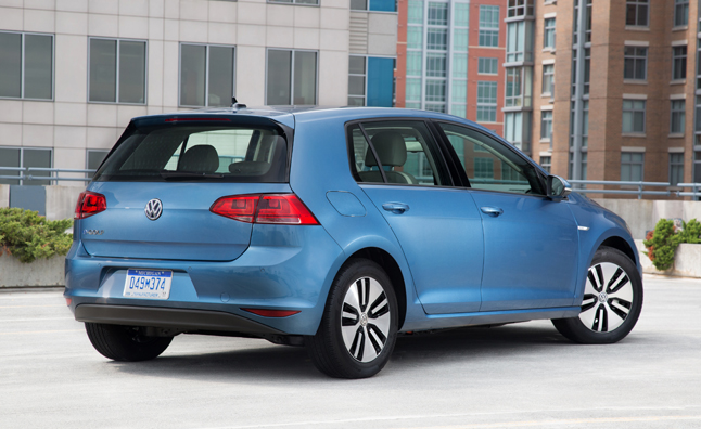 First VW e-Golf Heads to Auction Block