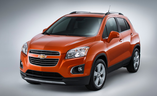 2015 Chevrolet Trax Priced from $20,995
