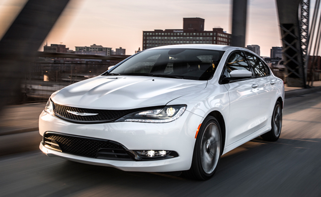 2015 Chrysler 200 Earns Five-Star Overall Safety Rating