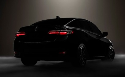 Substantially New 2016 Acura ILX to Debut at LA Auto Show
