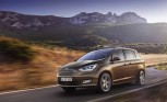 2015 Ford C-Max Debuts New Looks in Paris